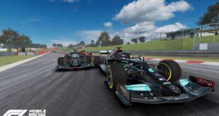 Acelera al siguiente nivel con la actualización de la Temporada 2021 de F1 Mobile Racing