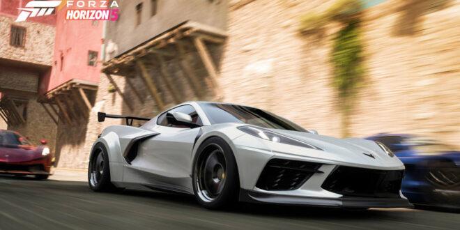 Forza Horizon 5 llegará el 9 de noviembre y lo hará con una lista de coches espectacular