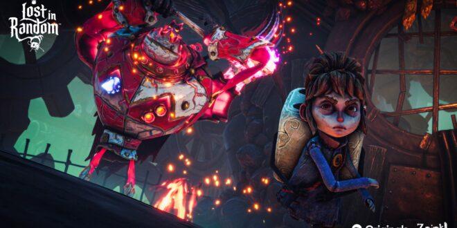 Zoink Studios y EA Originals ofrecen nuevos detalles sobre la narrativa de Lost in Random