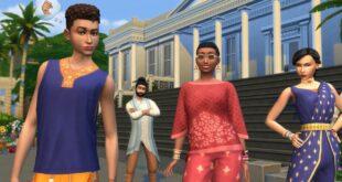 Maxis y EA presentan los nuevos Kits Fashion Street y Moda en Aeropuerto para Los Sims 4
