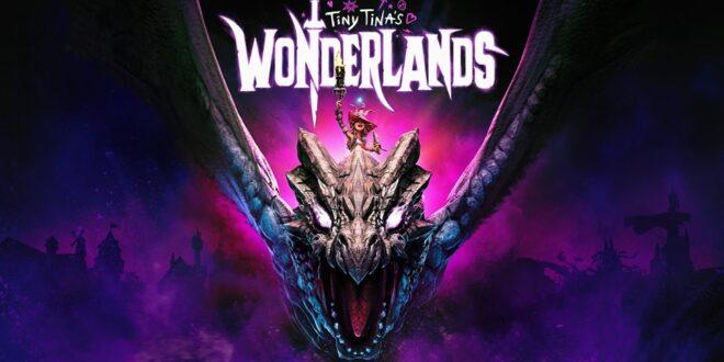 Tiny Tina's Wonderlands estrena un impresionante primer tráiler de gameplay, y anuncia su fecha de lanzamiento para marzo
