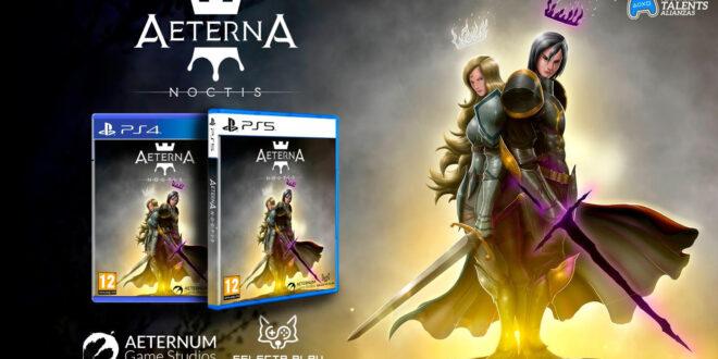 Aeterna Noctis tendrá edición física en PS4 y PS5