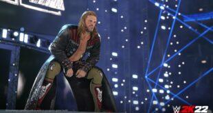 WWE 2K22 llegara en marzo del 2022