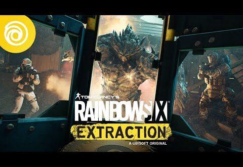 Presentación del tráiler del mundo de Tom Clancy's Rainbow Six Extraction en el PlayStation Showcase 2021