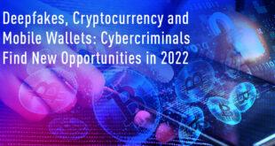 Tendencias Check Point Software: deepfakes, criptomonedas y wallets: los ciberataques a la cadena de suministro aumentarán