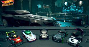 Los Supervillanos de DC y Batman llegarán a Hot Wheels Unleashed