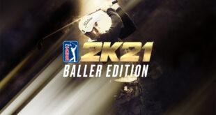 La Edición Baller de PGA TOUR 2K21 ya está disponible