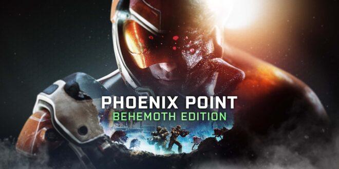 Phoenix Point: Behemoth Edition se estrena hoy en PlayStation 4 y Xbox One. Tráiler de lanzamiento