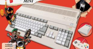 THEA500 Mini Mini entra en fase de producción - Desvelados dos nuevos juegos
