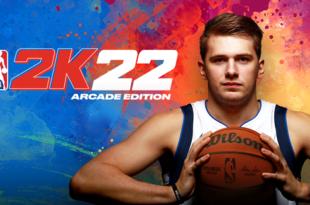 NBA 2K22 Arcade Edition ya está disponible para Apple Arcade
