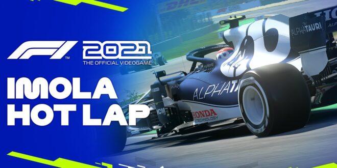 Imola regresa a la F1 2021 como parte de la última actualización del videojuego