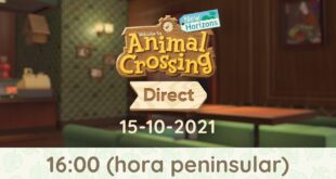 Hoy es el Animal Crossing: New Horizons Direct – 15-10.2021 (Nintendo Switch)